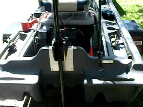 bass hunter ex boat video bass hunter boat youtube