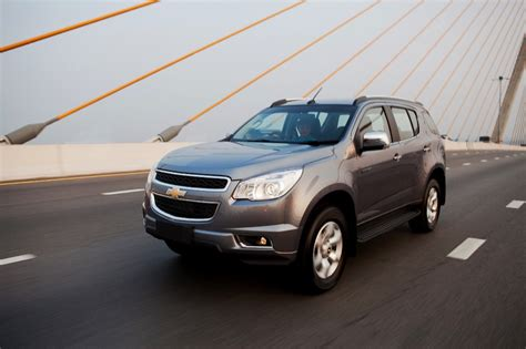 chevrolet trailblazer chevrolet trailblazer update for thailand gm authority