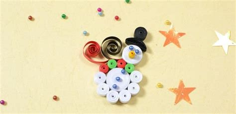 quilling snowman tutorial 101 best images about x mas card and craft ideas on