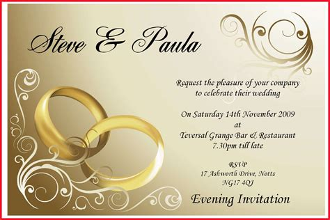 free editable wedding invitation cards templates editable wedding invitation cards free