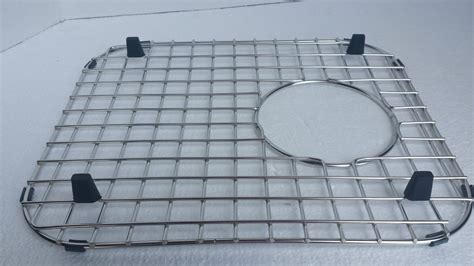 blanco 220 991 stainless steel sink grid blanco 220 991 kitchen sink bottom rack grid 13 quot x 11