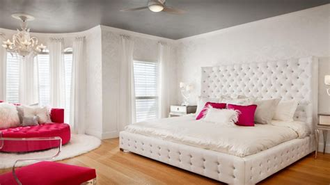 bedrooms with upholstered headboards rich