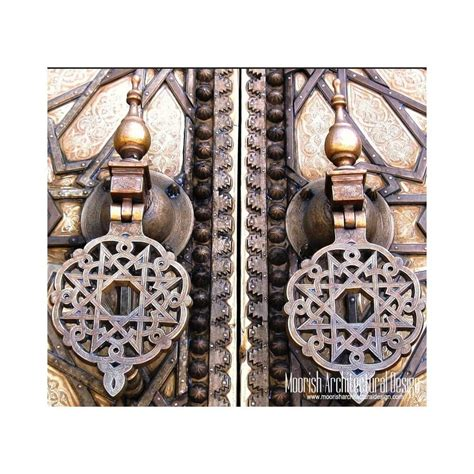 Doors Knobs And Knockers by Moroccan Brass Door Knobs And Knockers