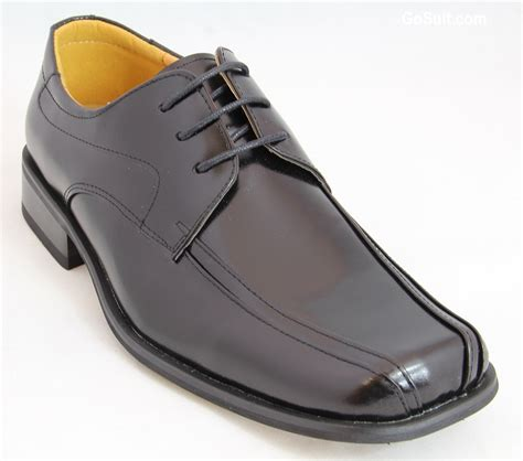 s leather black lace up dress shoes suits