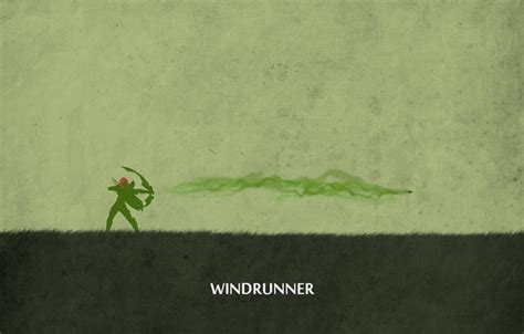 dota 2 wallpaper hd green wallpaper green minimalism valve archer dota 2