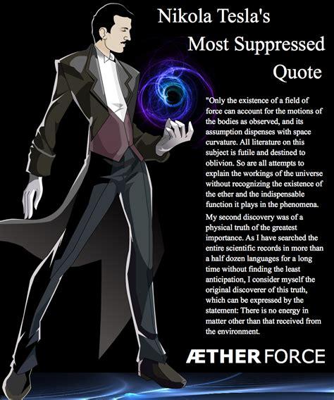 Tesla Sayings Nikola Tesla 2012 The Awakening
