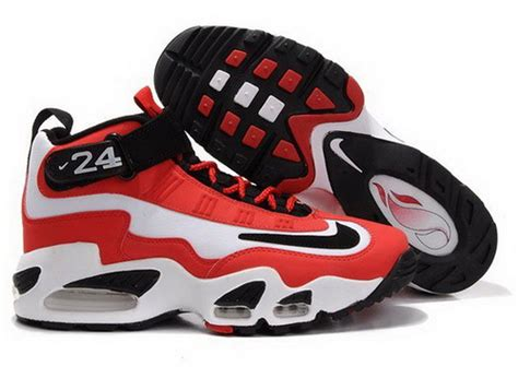 ken griffey basketball shoes nike air griffey max 1 cincinnati reds flickr photo
