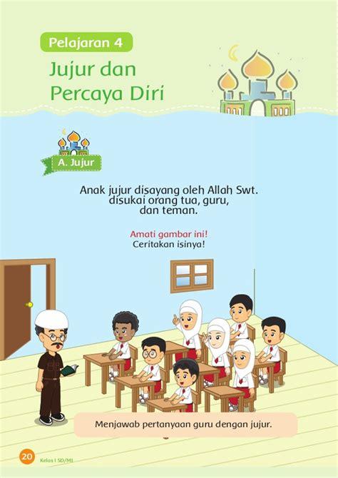 Senang Belajar Agama Islam Kelas 2 buku siswa agama kelas 1 k13