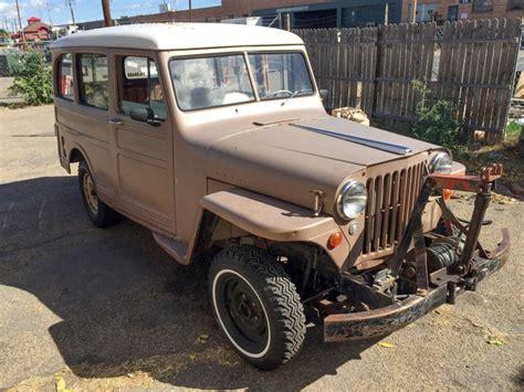 1950 Jeep Willys Wagon 1950 Jeep Willys Wagon Na Prodej