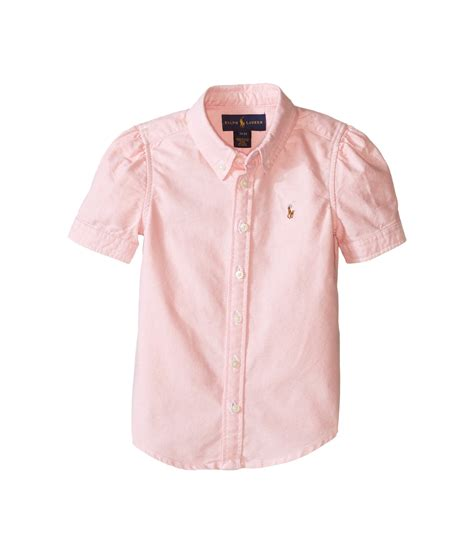 Sweater Pink Bhn Babyterry Fit L Bsr polo ralph classic solid oxford shirt toddler at zappos