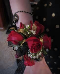 and black corsage prom flowers chickabloom floral studio chickabloom floral studio