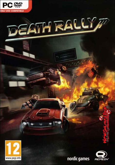 death race full version game free download death rally free download full version pc game setup