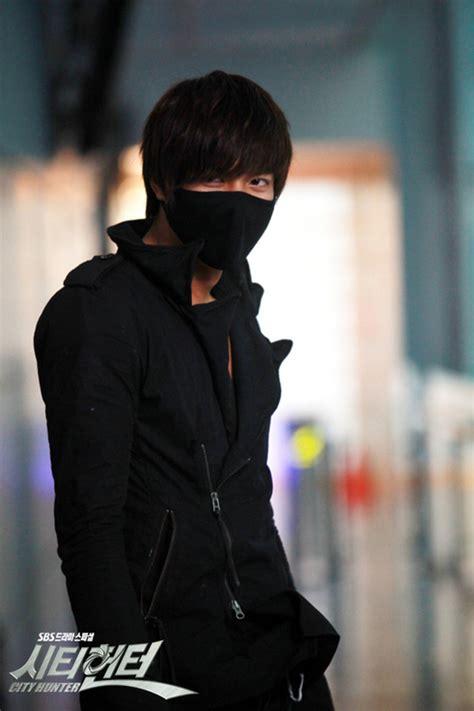 download film lee min ho city hunter lee min ho my everything city hunter mask