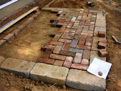 Herringbone Brick Patio Google Search Outside Brick For Patio