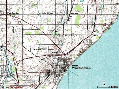 zip code map edmonds wa 53074 zip code port washington wisconsin profile