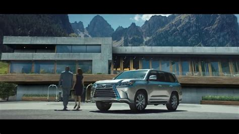 lexus commercial house lexus lx tv commercial route t1 ispot tv
