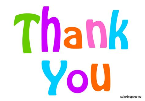 thank you clipart free thank you clipart pictures clipartix