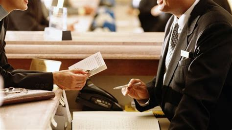 hotel front desk clerk 13 things your hotel front desk clerk won t tell you