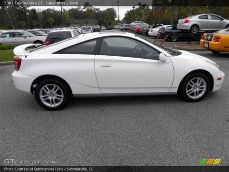 2004 Toyota Celica 2004 Toyota Celica Gt In White Photo No 21947744