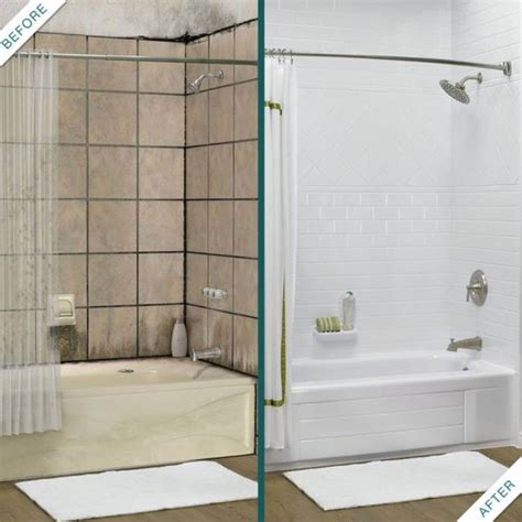 Bathroom Fitters Before And After 9 Before And After Photos Of Bathtub Transformations Homeyou
