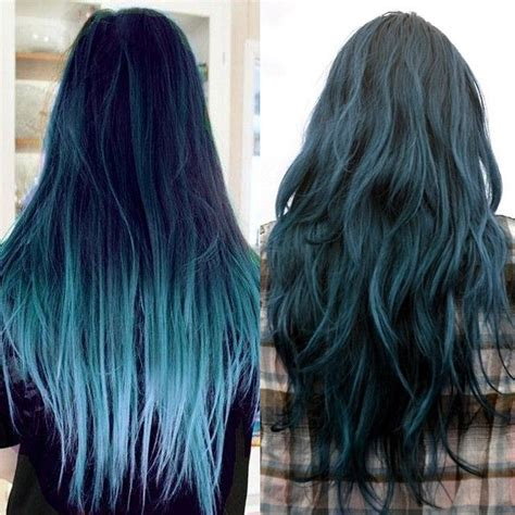hair color hot 2015 hair trends 2015 10 hottest blue dip dye hair colors for