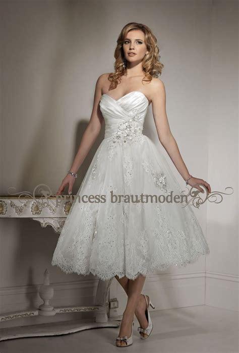 Hochzeitskleider Standesamt by Kurzes Brautkleid Standesamt Brautkleid Knielang
