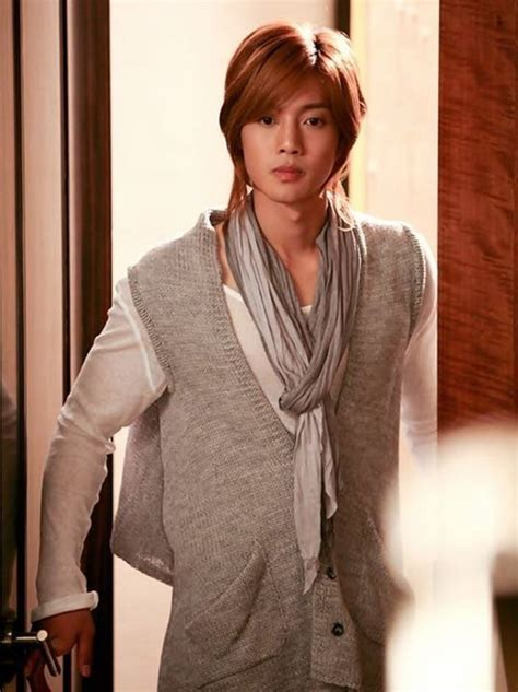 was ji hoos hair a wig kim hyun joong 김현중 as yoon ji hoo boys over flowers