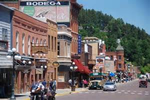 Cadillac S Deadwood South Dakota Deadwood Sd Photo