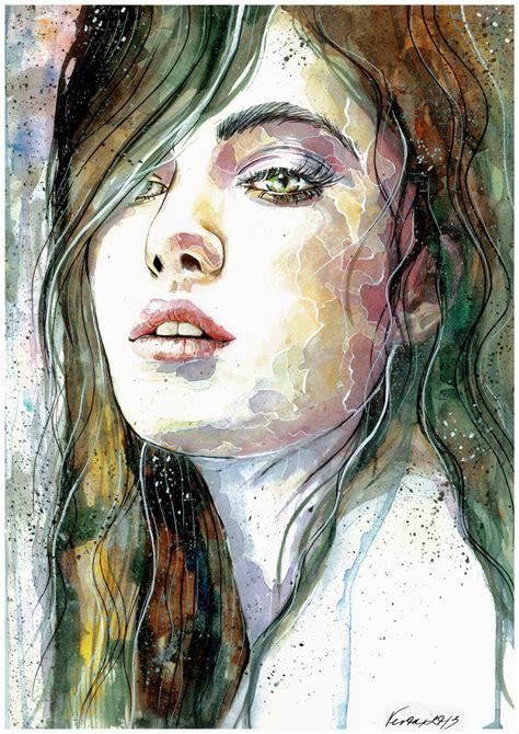 portrait painting amazing portrait paintings by veronika