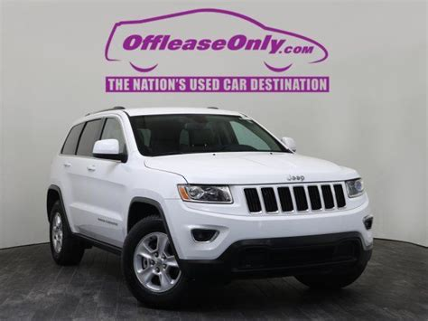 Leasing A Jeep Grand Jeep Grand Lease 2016