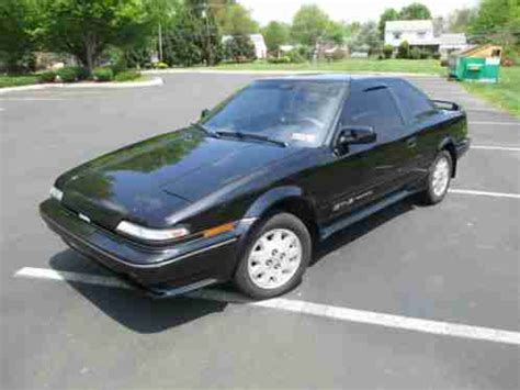 1988 Toyota Corolla Gts Toyota Corolla Gt S 1988 Coupe Ae92 4 Cylinder 1 6 L