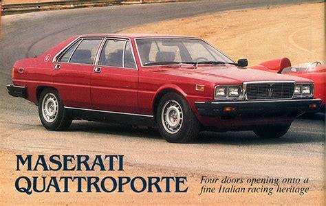 Vintage Review Maserati Quattroporte Iii