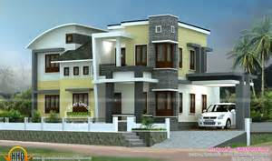home design for 1800 sq ft 1800 sq ft storied home plan kerala home design