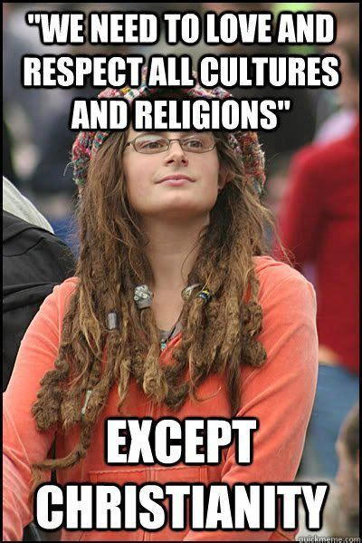 Liberal Girl Meme - college liberal memes enjoy