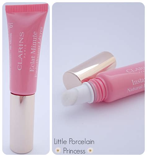 clarins instant light lip perfector little porcelain princess june 2016