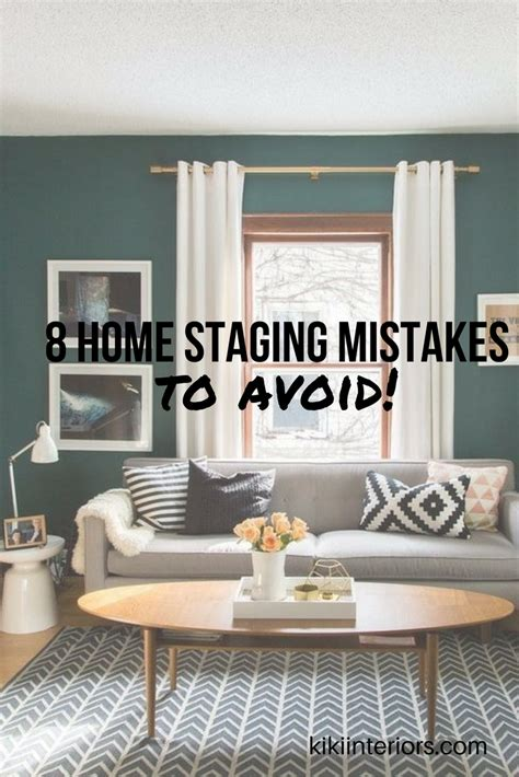 home  biggest home staging mistakes