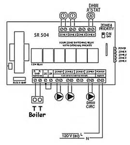 taco sr502 switching relay wiring diagram taco zone switching relay wiring elsavadorla
