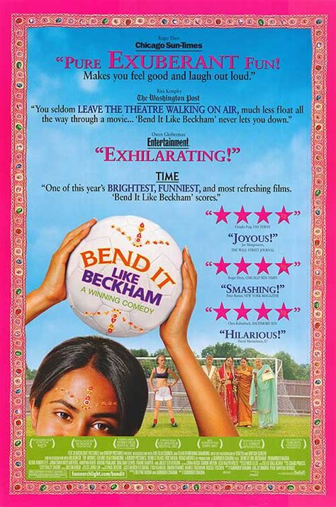 themes in the film bend it like beckham bend it like beckham movie posters at movie poster