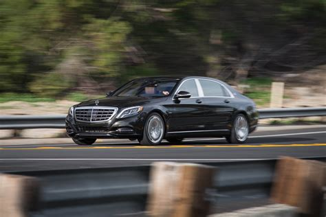 2016 mercedes maybach s600 test motor trend