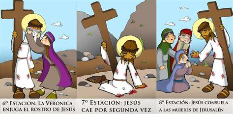 imagenes de la virgen maria en el viacrucis la clase de reli semana santa