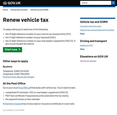 car tax check are you exempt from paying road tax 2018 what are the new rates cars life how to easily renew your car tax online direct line