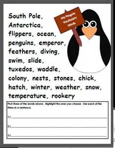 penguins theme unit lessons links printables ideas