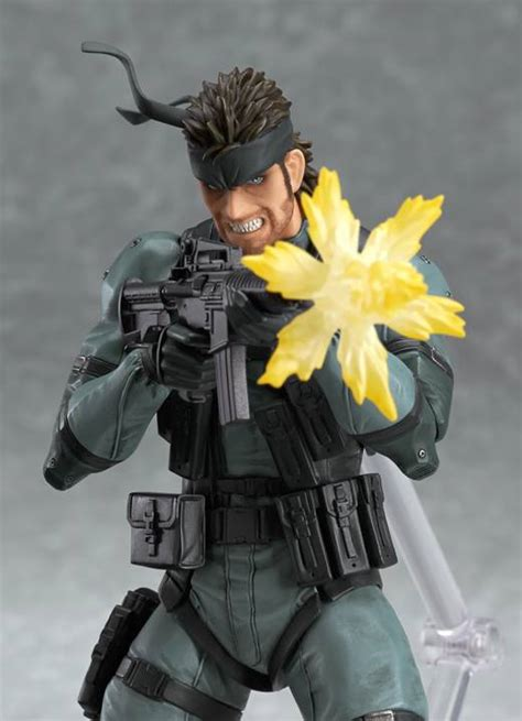 Figma Gurlukovich Soldier 298 Metal Gear Solid 2 Liberty toyzmag 187 figma solid snake de nouvelles images