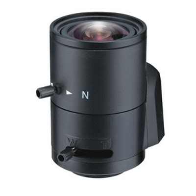tokina tvr0616dcir cctv camera lens specifications