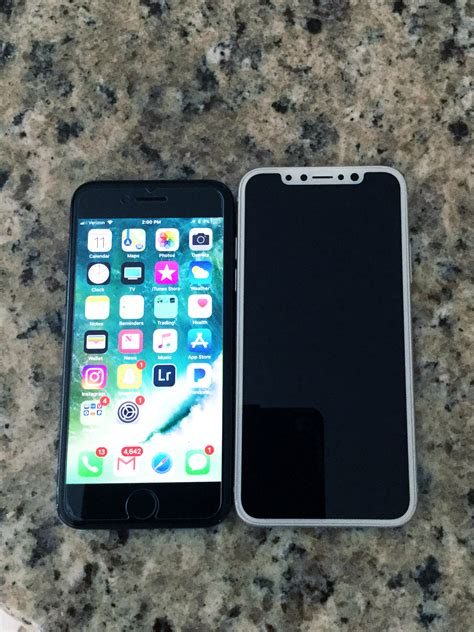 iphone    size comparison iphone