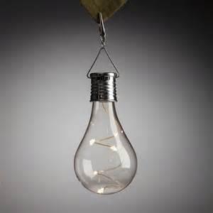 solar light bulbs 6 inch solar edison light bulb with clip buy now