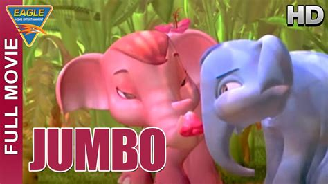 jumbo cartoon film jumbo hindi kids animation hindi full movie animation