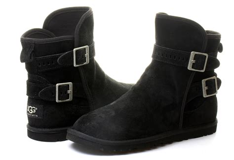 ugg boots w leni 1005387 blk shop for