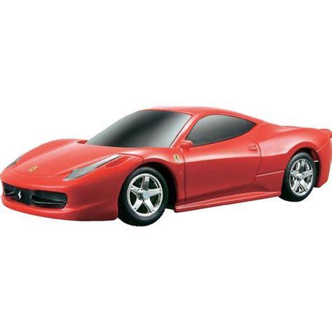 Bburago Die Cast 599xx bburago 1 36th 458 italia r c racer dt5857