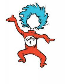 thing 1 and thing 2 printable template make you into thing 1 or thing 2 the country chic cottage